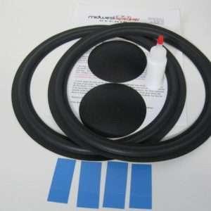 Marantz HD770, HD880, 920, 940: 12 inch Refoam Kit (F12-3)-629