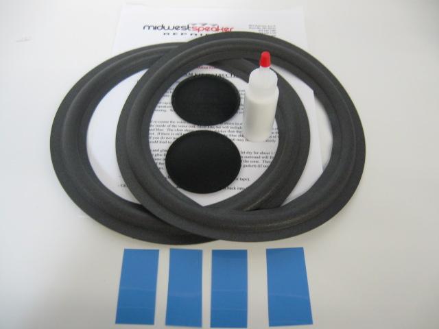 AR 10 inch Refoam Kit (F10-5)-228