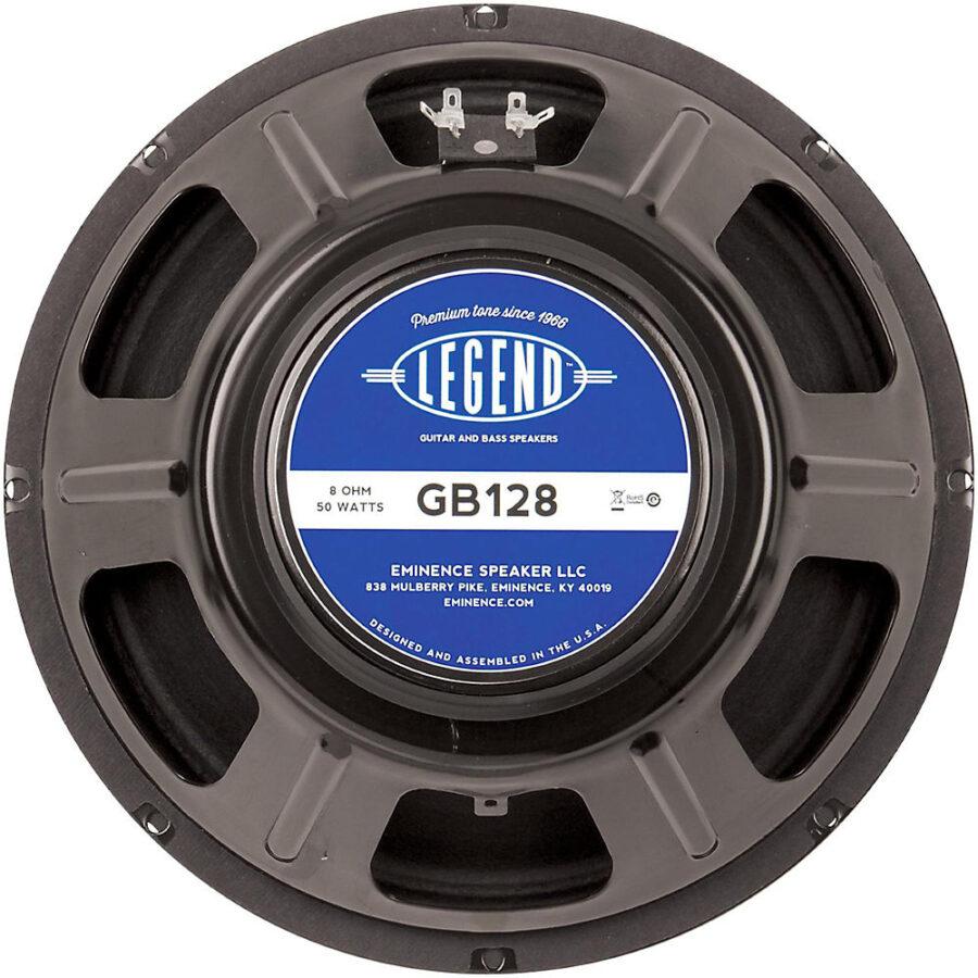 Eminence LEGEND GB128: 12 inch Guitar Speaker-0