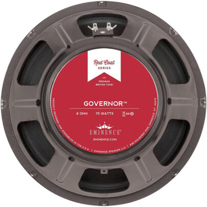 Eminence THE GOVERNOR: 12 inch Guitar Speaker-0