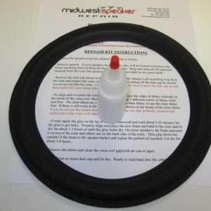 Boston 10 inch Subwoofer Refoam Kit- 1 Foam (F10-2)-419