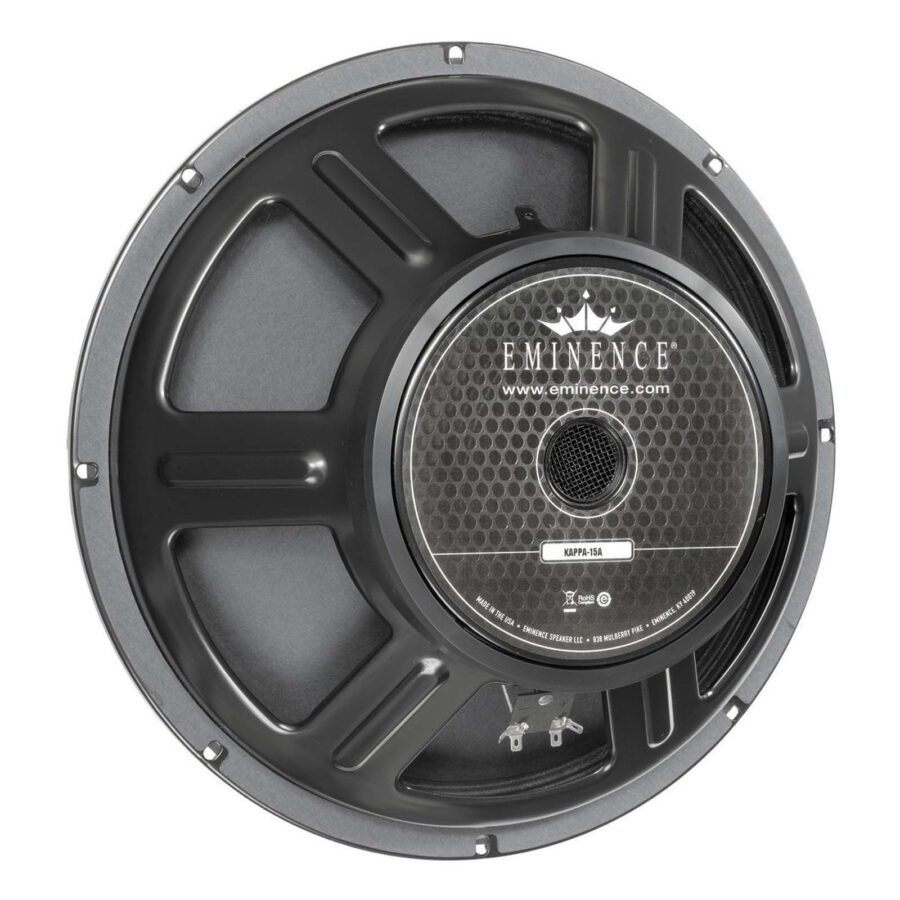 Eminence KAPPA-15: 15 inch Woofer-0