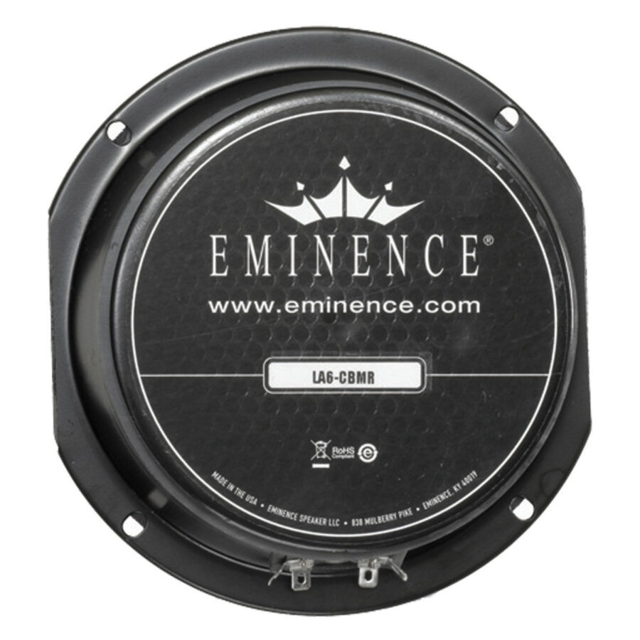 Eminence LA6-CBMR: 6.5 inch Closed Back Midrange -1873