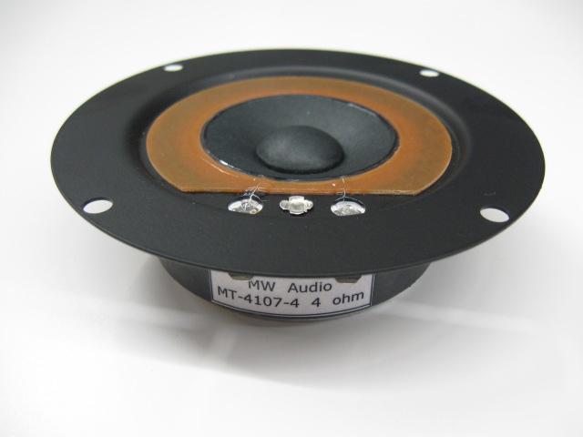 MW Audio MT-4107: Phenolic Cone Tweeter-985