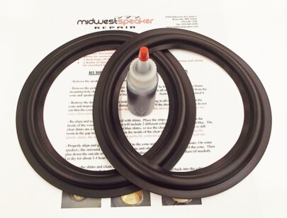 8 inch Rubber Surround Kit (R8-1)-1960