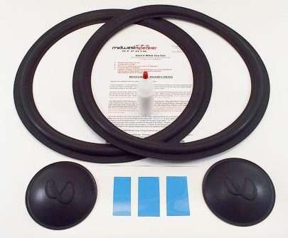 Infinity 15 inch Refoam Kit (F15-1)-1401