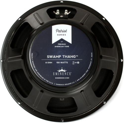 Eminence SWAMP THANG : 12 inch Guitar Speaker-0