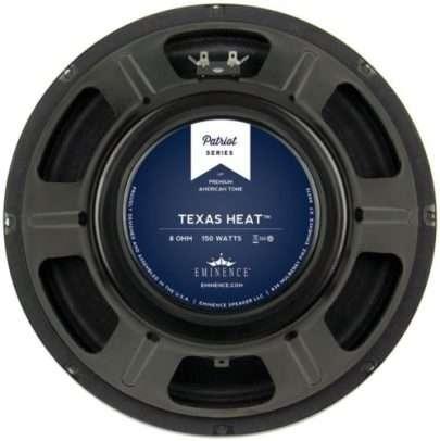 Eminence TEXAS HEAT: 12 inch Guitar Speaker-0