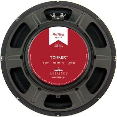 Eminence THE TONKER: 12 inch Guitar Speaker-0
