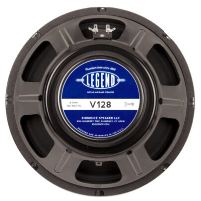 Eminence LEGEND V128: 12 inch Guitar Speaker-0