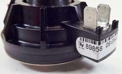 EV 89858xx OEM Diaphragm ***USE 81514-1368