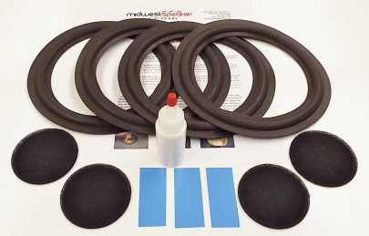 Advent Heritage 8 inch Refoam Kit (F8-1)-1041