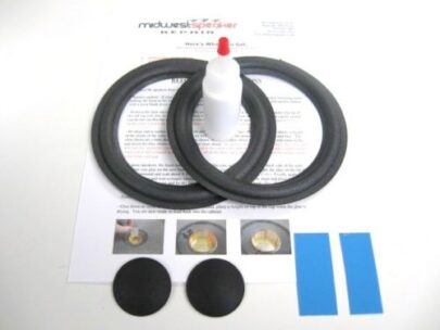 "NHT Model 1.1: 6.5"" Refoam Kit (F6-4)-1136"