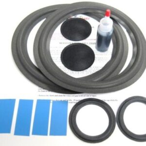 Infinity RS5000 & RS5000A Refoam Kit (F10-5 & F3-3)-1150