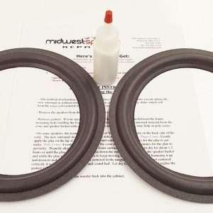 Snell 8 inch Refoam Kit (F8-14)-1215