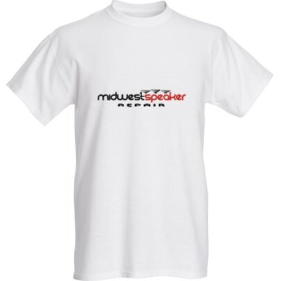 Midwest Speaker Repair T-Shirt (TS-1)-0