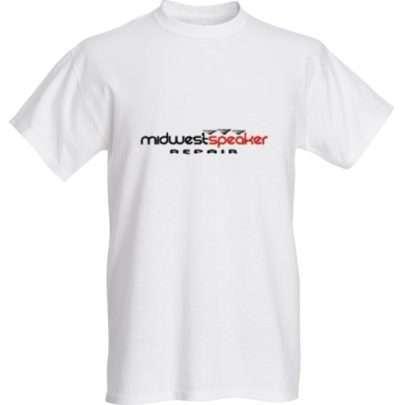 Midwest Speaker Repair T-Shirt (TS-1)-0