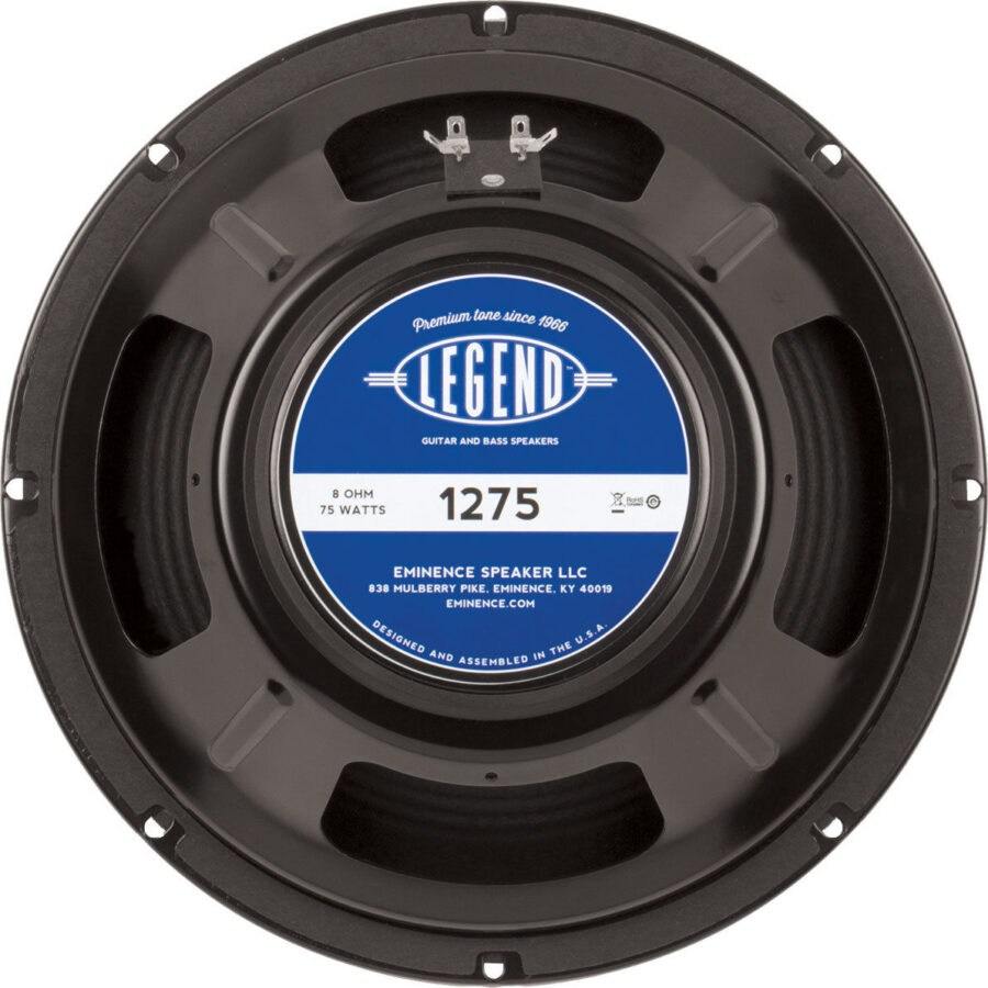 Eminence Legend 1275: 12 inch Guitar Speaker-0