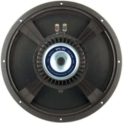 Eminence EPS-15C: 15 inch Pedal Steel Guitar Speaker-0
