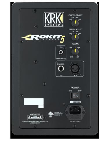 KRK Rokit 5 G3 Studio Monitor-1252
