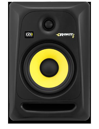 KRK Rokit 6 G3 Studio Monitor-0
