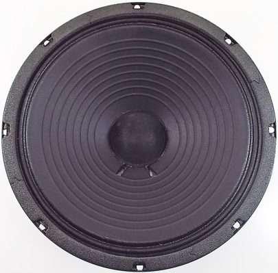 Eminence RF10C: 10 inch Guitar Speaker- Red Fang Ceramic Magnet-1327