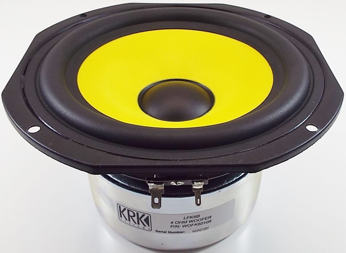 KRK WOFK60108 Rokit Powered 6 Woofer-0