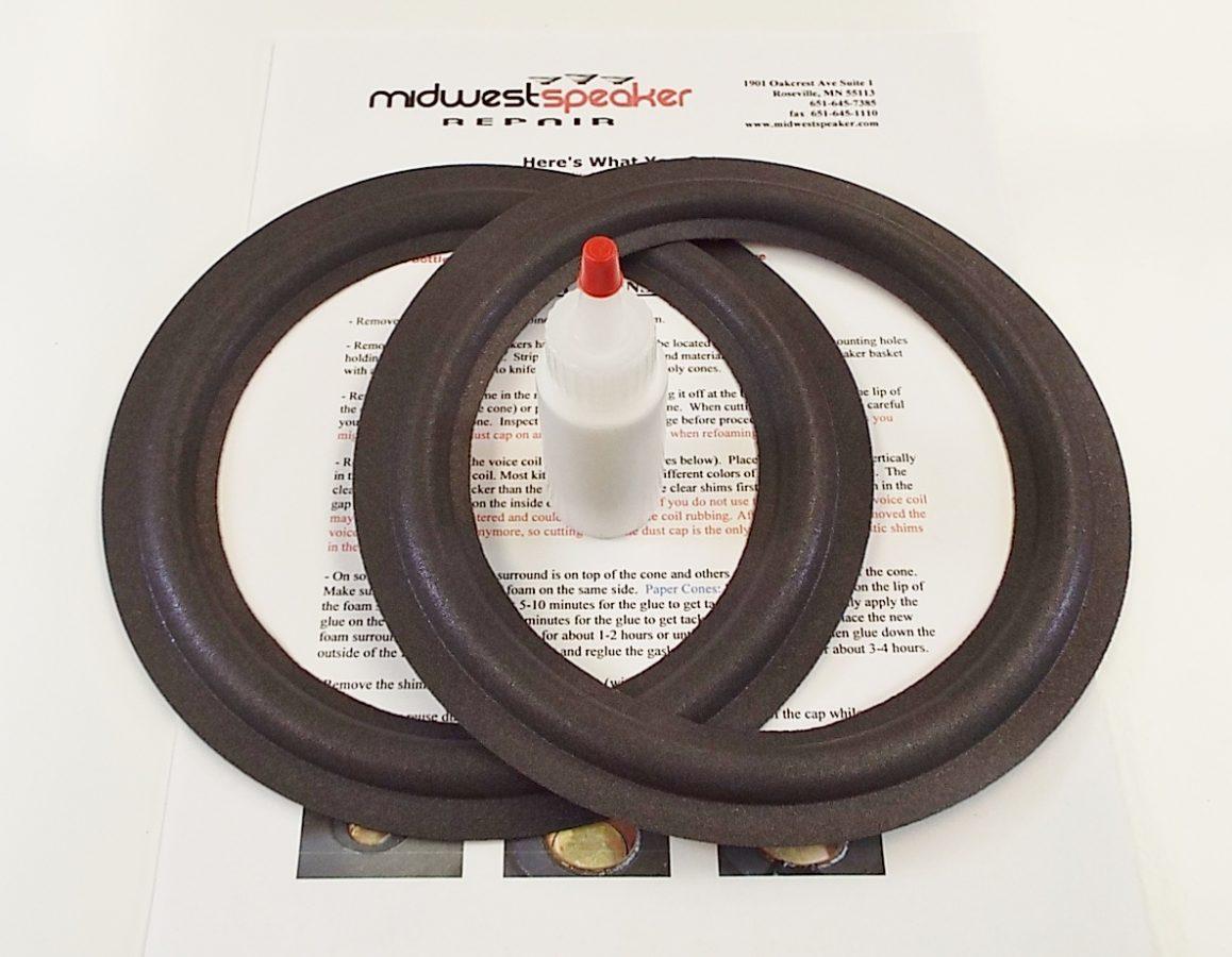 Cizek 8 inch Refoam Kit (F8-2)-1288