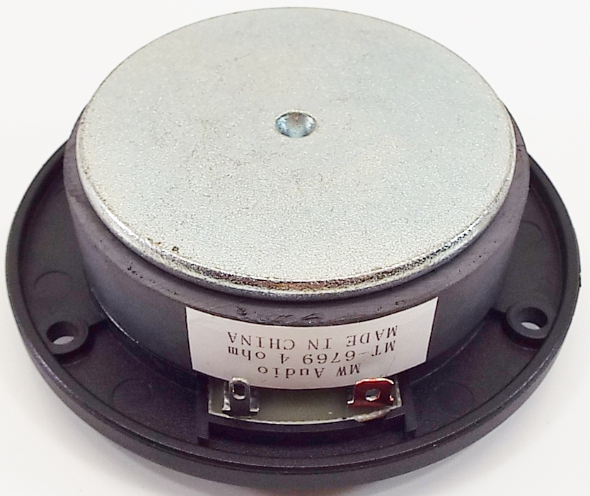 MW Audio MT-6769: Ribbon Tweeter-1511