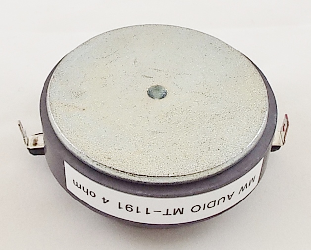 MW Audio MT-1191: 1 inch Dome Tweeter for KEF 104/2 Speaker-1577