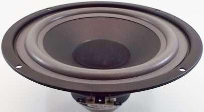 MW Audio MW-5083: 8 inch Woofer-0