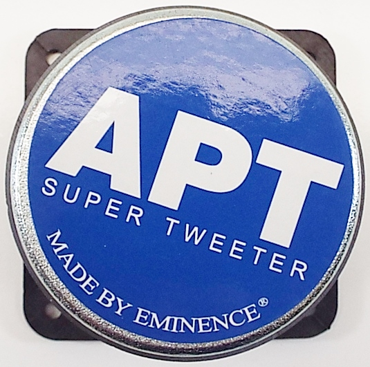 "Eminence APT:80: 3.4"" x 3.4"" Horn Tweeter-1666"