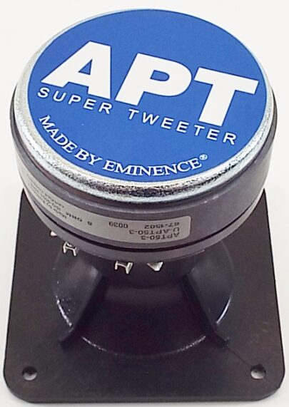 "Eminence APT:80: 3.4"" x 3.4"" Horn Tweeter-1669"