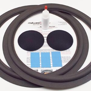 Fisher 15 inch Refoam Kit (F15-5)-0