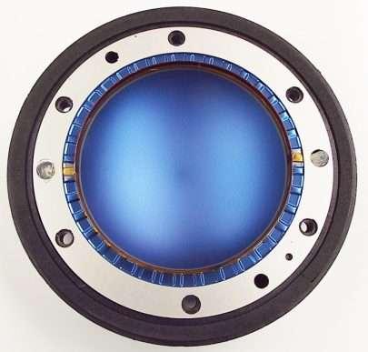 EV 84233 84233XX 16 ohm Aftermarket Diaphragm for DH5, DH6, DH7, N/DYM5, ND5A, ND6-1829