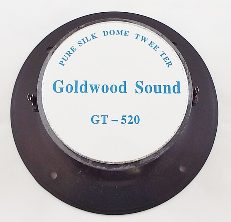 Goldwood GT-520: 1 inch Soft Dome Horn Tweeter-1237