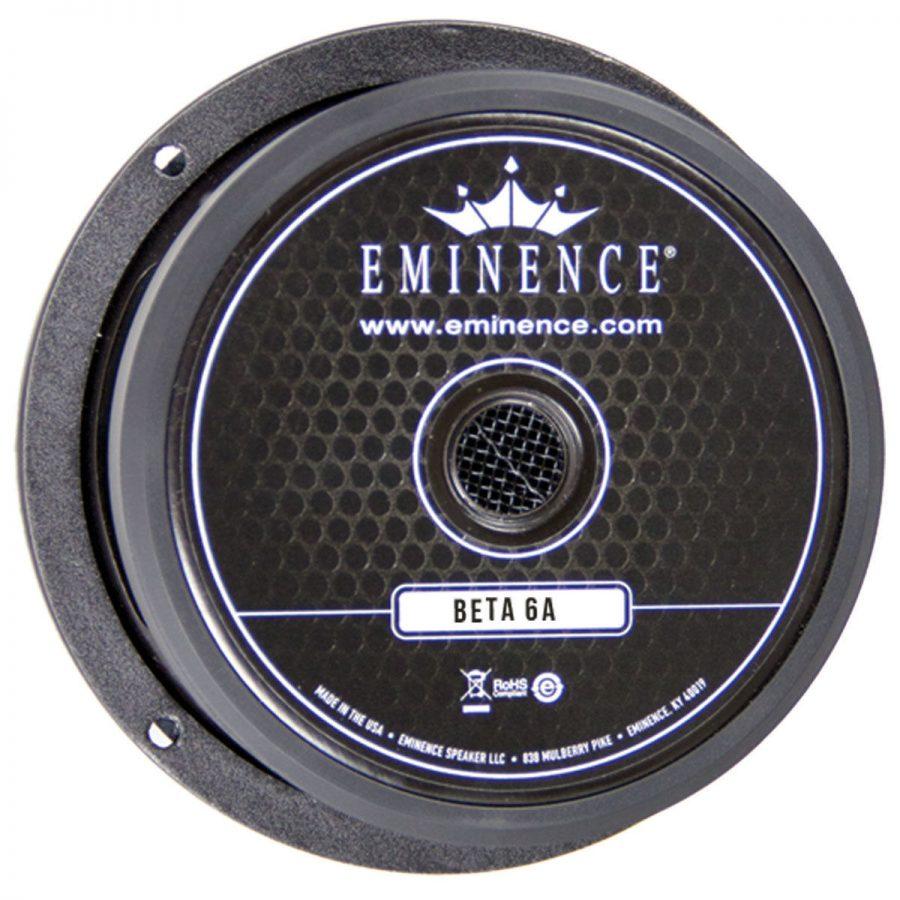 Eminence BETA-6A: 6.5 inch Mid-Bass / Woofer-0