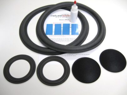 Altec Model Nine 9- Woofer & Mid Speaker Refoam Repair Kit (F12-8 & F4-7)-1900