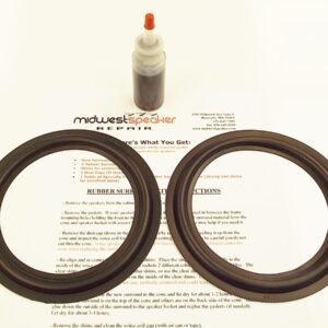 6.5 inch Rubber Surround Kit (R6-3)-1955