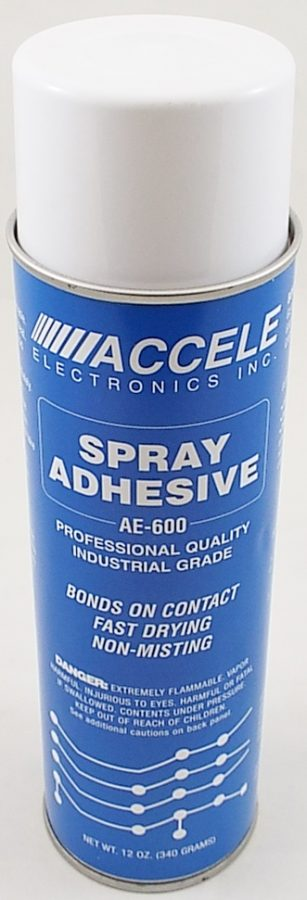 Spray Web Adhesive Glue AE-600