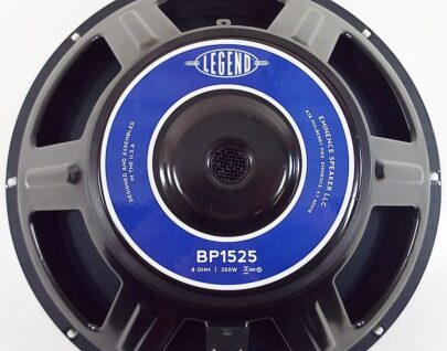 Eminence LEGEND BP1525: 15 inch Bass Guitar Speaker-2010