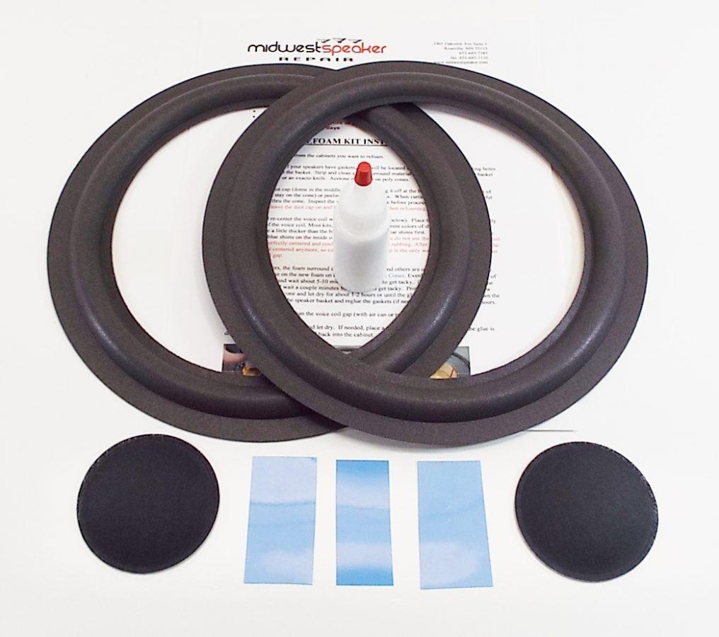 Advent 10 inch Wood Masonite Ring Refoam Kit (F10-15)-2146
