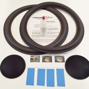 McIntosh 10 inch Refoam Kit (F10-11)-2199