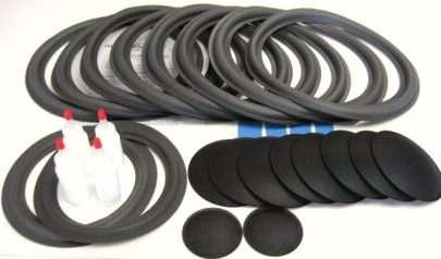 McIntosh ML-4C, ML-4M Refoam Kit (F8-2, F12-8)-2192