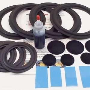 Epicure Model 1 Refoam Kit (F4-7, F8-2)-2207