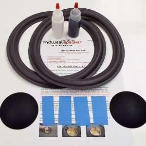 Altec 10 inch 874A Segovia Refoam Kit (F10-3)-2294