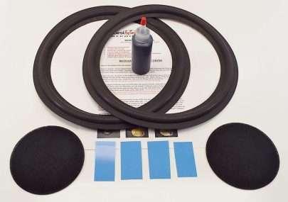 Infinity 12 inch Refoam Kit (F12-4)-2285