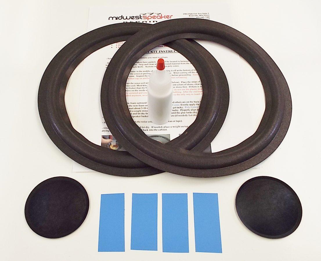Yamaha 10 inch Refoam Kit (F10-5)-2340