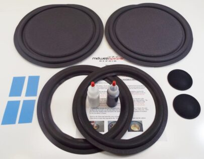 ESS AMT-10b Refoam Kit (F10-5 & F12PR)-2343