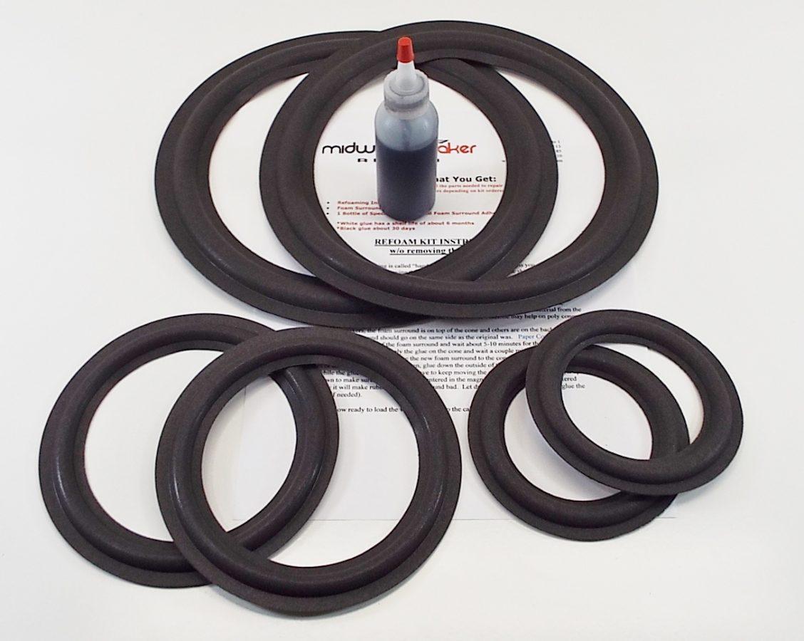 Infinity Crescendo CS 3008 Refoam Kit (F10-5, F6-3 & F4-10)-2406